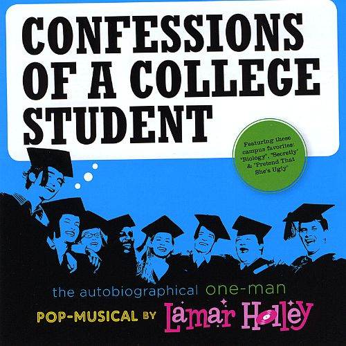 Confessions of a College Student