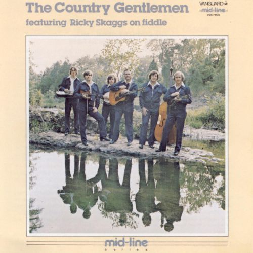 The Country Gentlemen Feat. Ricky Skaggs