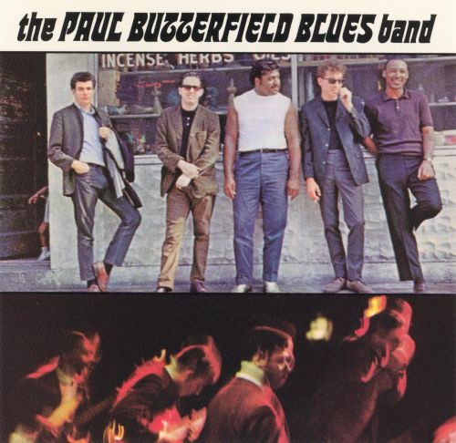 The Paul Butterfield Blues Band
