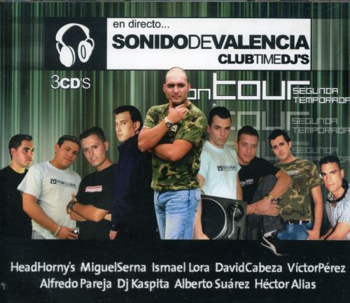 Sonido de Valencia, Vol. 2 (Club Time DJ'S)