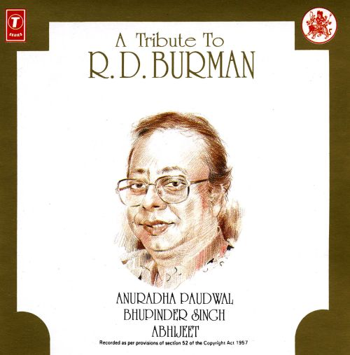 A Tribute to R.D. Burman