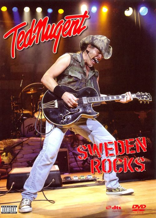 Sweden Rocks [DVD]