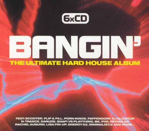 The Ultimate Hard House Album [#1]