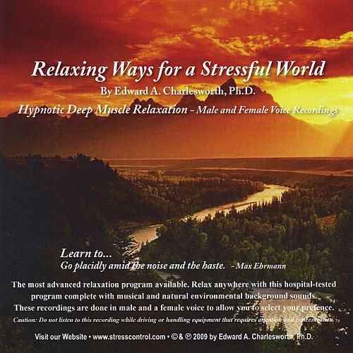 Hypnotic Deep Muscle Relaxation