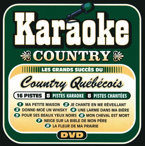 Karaoke: Country [DVD]