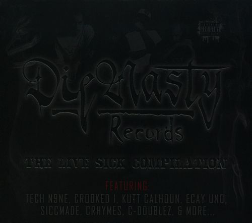 Die Nasty Records: The Live Sick Compilation
