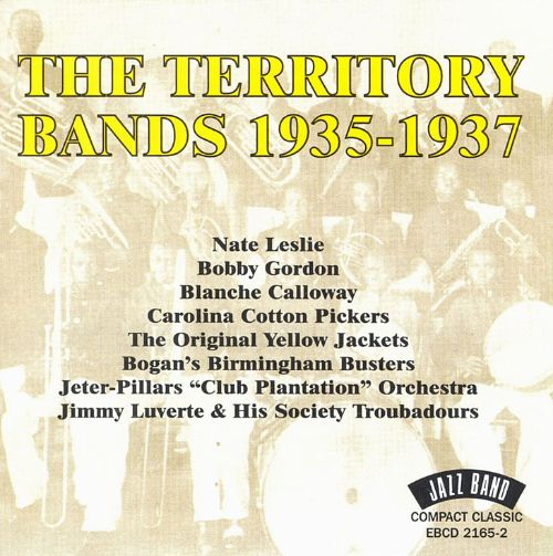 The Territory Bands: 1935-1937