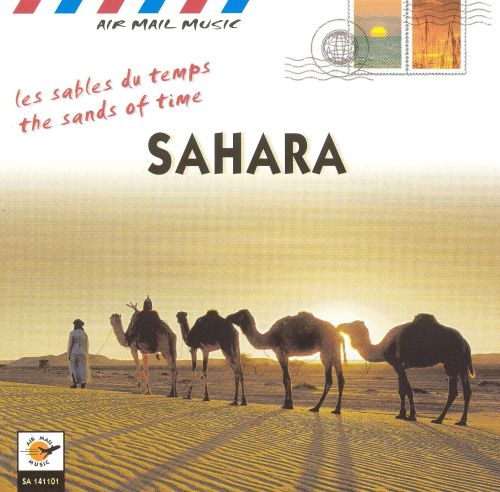 Air Mail Music: Sahara - The Sands of Time