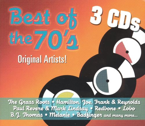Best of the 70's [Madacy]