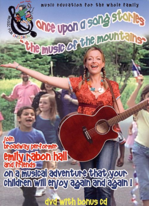 The Music of the Mountains: Once Upon a Song Stories