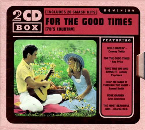 For the Good Times [K-Tel]