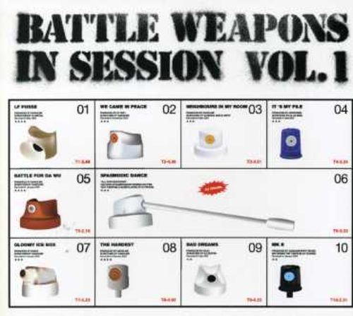 Battle Weapon in Session, Vol. 1