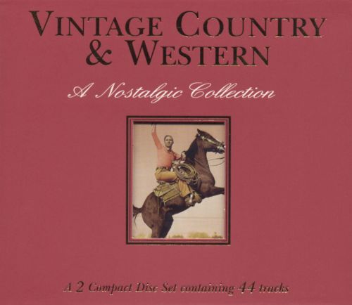 Vintage Country and Western: A Nostalgic Collection