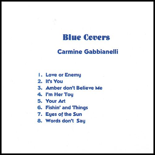 Blue Covers