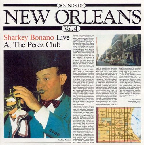 Sounds of New Orleans, Vol. 4: Live at the Perez Club