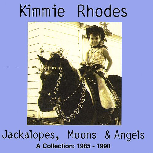 Jackalopes Moons & Angels: A Collection, 1985-1990