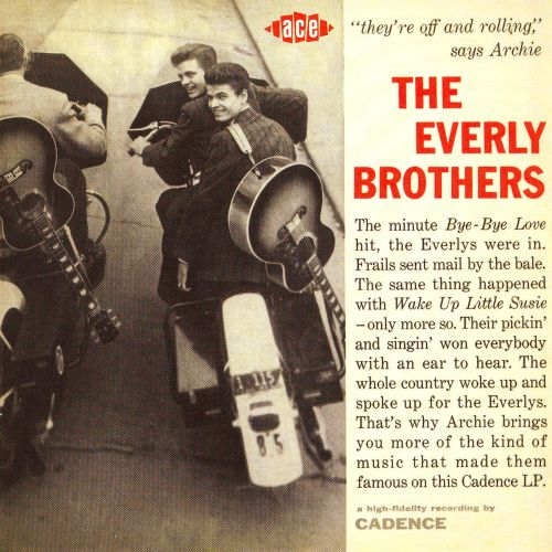 The Everly Brothers [Cadence]