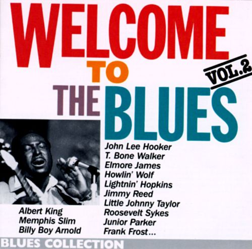 Welcome to the Blues, Vol. 2