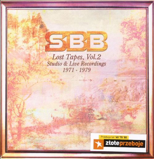 Lost Tapes, Vol. 2: Studio and Live Recordings