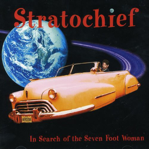 In Search of the Seven Foot Woman