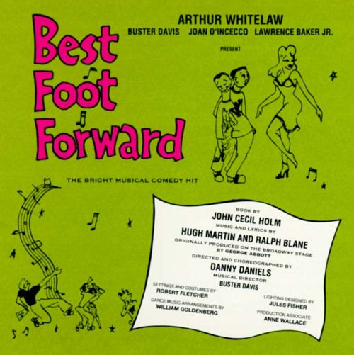 Best Foot Forward [1963 Off-Broadway Revival Cast]