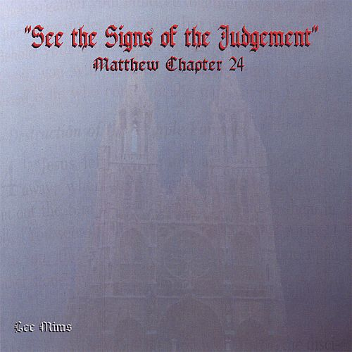 See the Signs of the Judgement