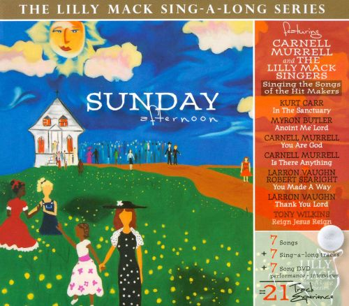 Lilly Mack Sing-A-Long Series: Sunday Afternoon