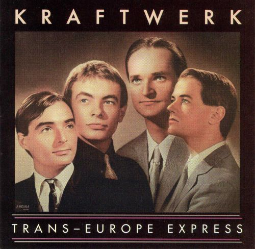 Trans-Europe Express - Kraftwerk (1977)