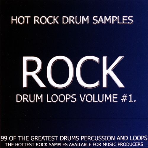 99 of the Greatest Rock Drums