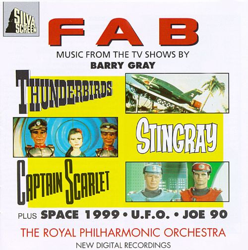 Fab: Music from the TV Shows by Barry Gray