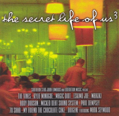 Secret Life of Us, Vol. 3