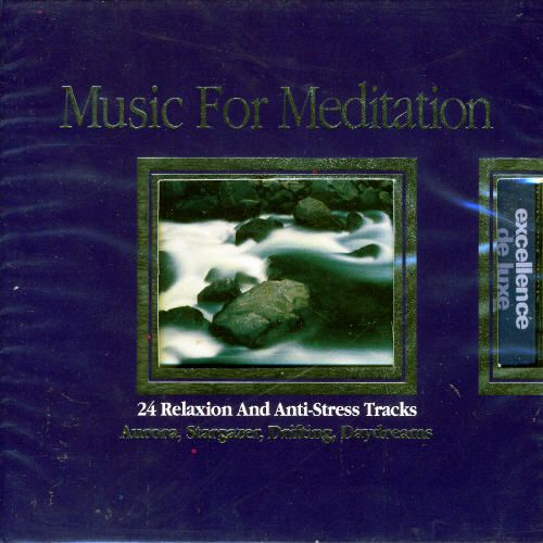 Music for Meditation: 24 Relaxation & Anti-Stress Tracks