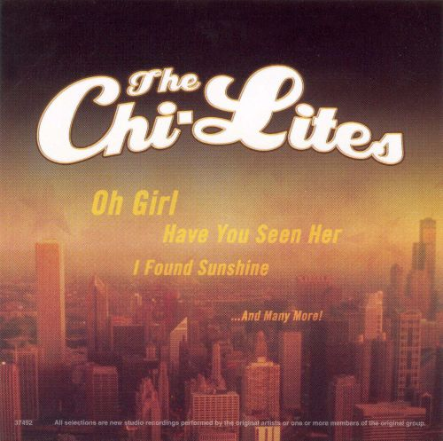 The Chi-Lites [Platinum Disc]
