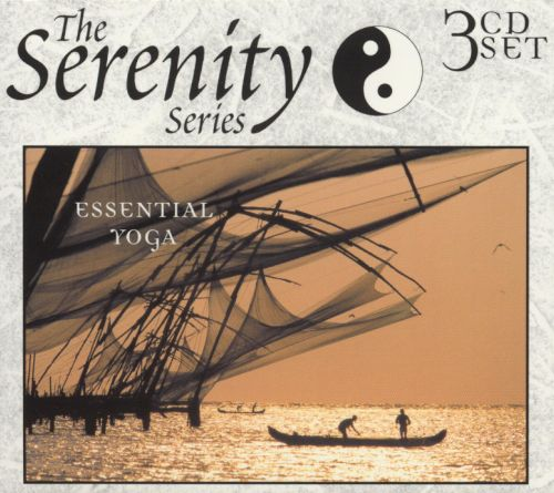 Serenity Series: Yoga [Box Set]