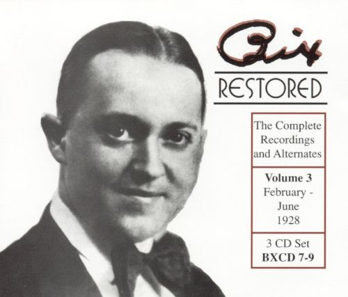 Bix Restored, Vol. 3