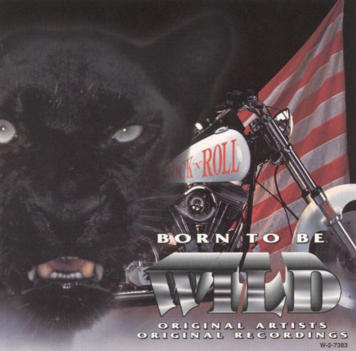 Various - Born To Be Wild - 18 Rock Classics