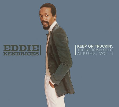 Keep on Truckin': The Motown Solo Albums, Vol. 1