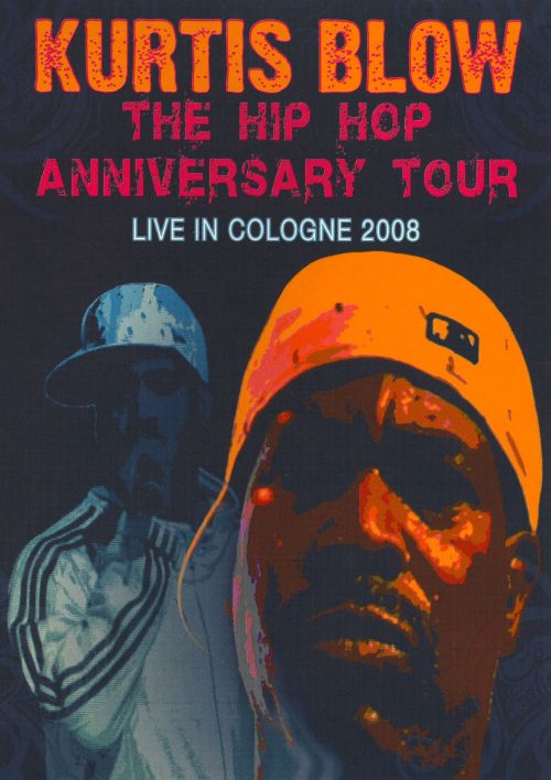 The Hip Hop Anniversary Tour Live in Cologne 2008 [DVD]