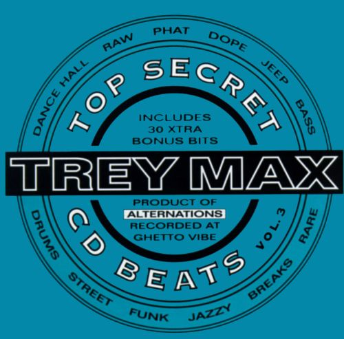 Top Secret CD Beats, Vol. 3