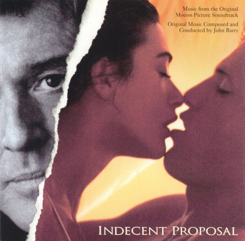 Indecent Proposal [Original Soundtrack]