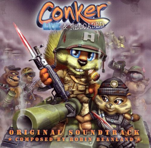 Conker: Live & Reloaded [Original Soundtrack]