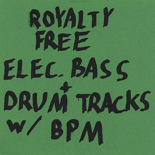 Royalty Free Bass Lines + Drum Beats w/BPM