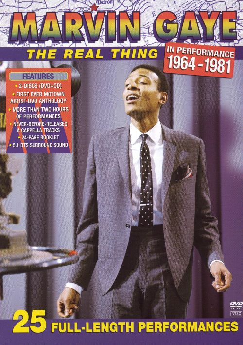 The Real Thing: In Performance 1964-1981 [DVD/CD]