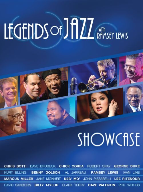 Legends of Jazz with Ramsey Lewis: Showcase [DVD]