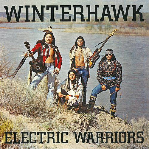 electric warriors winterhawk songs reviews credits. Black Bedroom Furniture Sets. Home Design Ideas