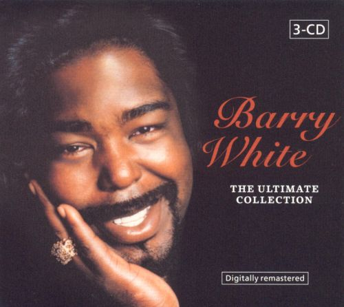 The Ultimate Collection Box Set Barry White Songs