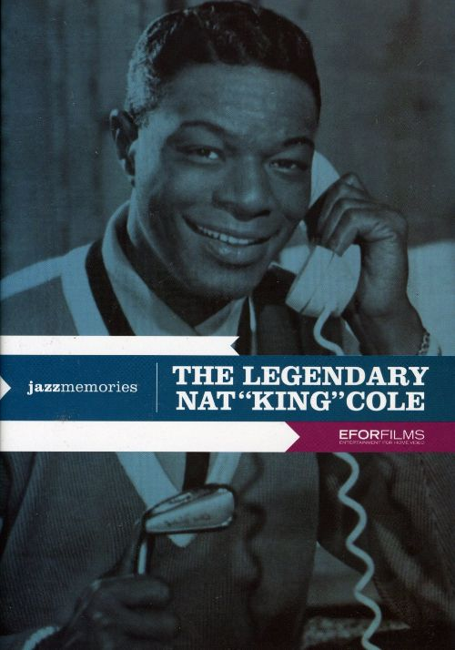The Legendary Nat King Cole [DVD]