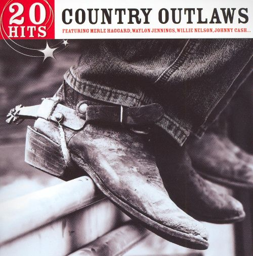 Country Outlaws: 20 Hits