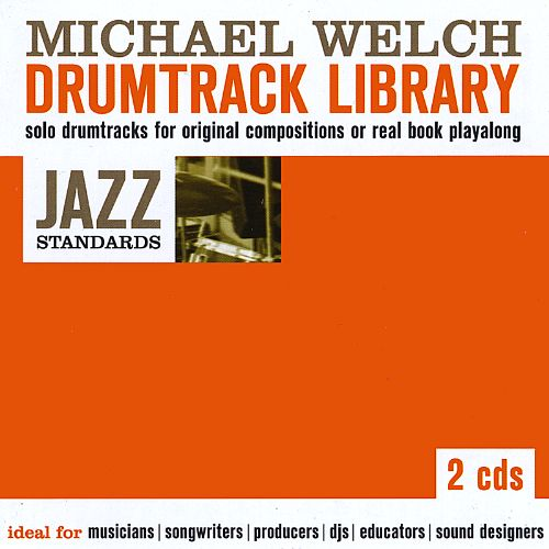 Drumtrack Library: Jazz Standards