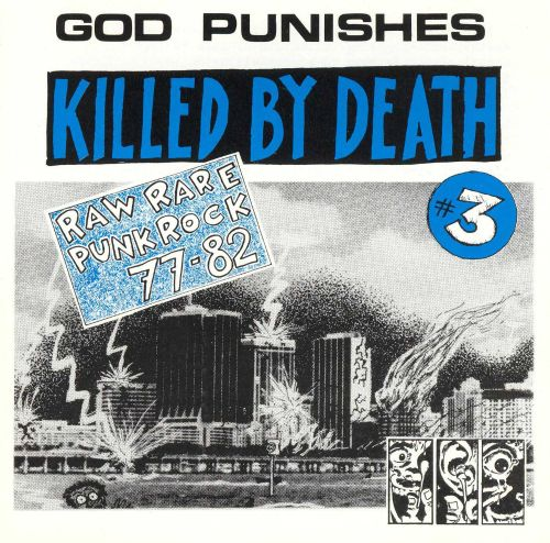 Killed by Death: God Punishes, Vol. 3